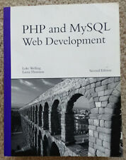 Php and MySql Web Development | with Cd! | Welling and Thomson | Great Condition