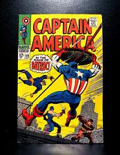 COMICS: Marvel: Captain America #105 (1968), Batroc app  - RARE