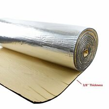 Car Sound Proofing Material Adhesive Backed Aluminized Heat Insulation 48