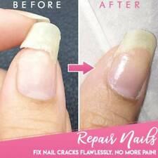 Instantly Cracked Nail Repair Gel Armor Nail Gel Coat Growth Treatment Repair AU