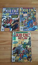 Kid colt outlaw # 223, 226,227