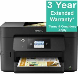 Epson WorkForce Pro WF-3820DWF Colour Inkjet All-In-One Printer