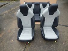 Audi S4 B8 8K Lederausstattung Ledersitze exclusive Bi-color leather seats RS4