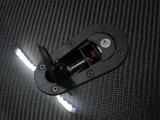 AEROCATCH Plus Flush Quick Release Bonnet Catches Pins Black