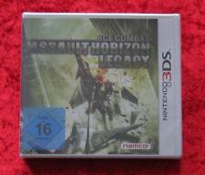 Ace Combat Assault Horizon Legacy, Nintendo 3DS 3D Spiel, deutsche Version
