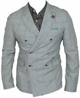 New G-Star Raw Mens Blazer/Jacket RCT Triton in Light Green Colour Size 52