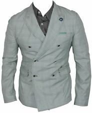 G-Star Raw Mens Blazer/Jacket RCT Triton in Light Green Colour Size 52