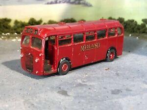 KIT BUS BUILT VARNEY MODELS MIDLAND RED BMMO S6 WHITE METAL MODEL BUS KIT
