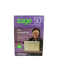 NEW Sage 50 Pro Accounting 2020 Software Traditional Disc Download USA Windows
