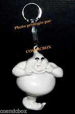 Porte clés BOUFFI figurine CASPER le Fantome YOLANDA 14cm ghost keychain figure