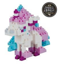 Nanoblock Pokemon, GALAR PONYTA - NBPM067, 200 Pieces, Level 3, NEW