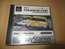 Toca Touring Voiture Championship PS1 Playstation 1 Pal comme Neuf Collectors