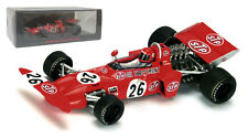 Spark S3379 March 711 #26 Austrian GP 1971 - Niki Lauda 1/43 Scale