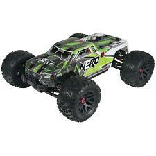 ARRMA 1/8 NERO 6S BLX Brushless 4WD RTR Green - AR106009