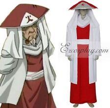 Naruto 3rd Hokage Sarutobi Hiruzen Cosplay Costume E001