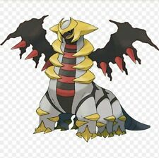 Pokemon Go *Boosted* Giratina Account