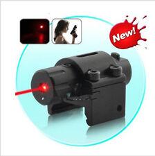 Stock Nuevo Pistol Hand Gun Scope Mount Para Red Dot Mira Láser Con Linterna Luz