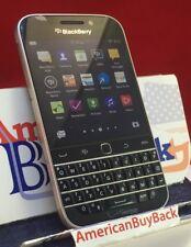 Unlocked BlackBerry Classic W/Camera Q20 - 16GB - Black (Verizon) Smartphone!
