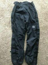 New listing Women's Serac Tear Away Ski/Snow Pants Black Size 8-Great For Ski Racing!