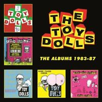 Toy Dolls - The Albums 1983-87 [CD]