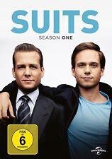 PATRICK J.ADAMS,RICK HOFFMAN GABRIEL MACHT - SUITS-SEASON 1 4 DVD NEU