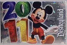 Disneyland photo album 2011 6x9  holds 100 photos w/ memo area Acid free