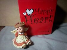 "Sarah's attic ""From the Heart""  (Heart of Hope)  girl  Figurine-2001-"