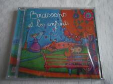 CD   BRASSENS ET LES  ENFANTS