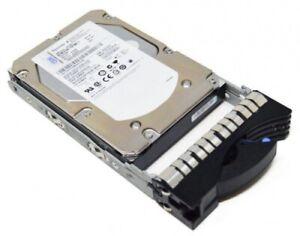 """Disque dur IBM  300 GB 3.5"""" 15k Hot-Swap Fibre Channel 4 Go 42D0417"""