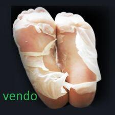 Vendo Exfoliating Foot Mask Peel Skin Feet Care Remove Dead Skin Callus - UK