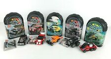 LEGO RACERS LOT CARS VEHICLES complet + BOX + INSTRUCTION 2005