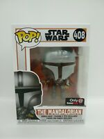 Funko POP Exclusive Star Wars The Mandalorian Bobble Head Figure 408