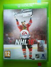 NHL 16 Hockey sur Glace  Xbox One Neuf Scellé /envoie Suivie