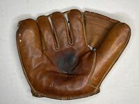 Vtg Denkert Right Hand Leather Baseball Glove G54 Henry Hank Thompson  1950's