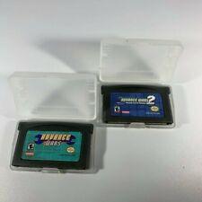 Advance Wars/Advance Wars 2 Black Hole Rising Repros Game Boy Gba Usa Shipphing