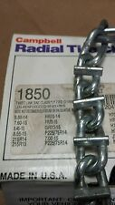 NEW ** BAR REINFORCED ** USA Snow Tire Chains P235/75R15                       0