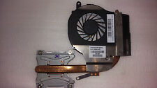 HP G62 G72 COMPAQ CQ62 CQ72 CPU COOLING FAN HEATSINK  606014-001