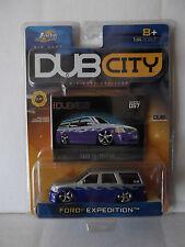 DUB CITY #057 FORD EXPEDITION  DUB CITY    NIP