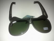 Foster Grant Polarized Sunglass cover /wear over prescription Glass-fit driving