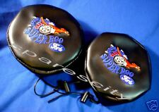 FORD XW XY XA GT SUPER ROO DRIVING LIGHTS COVERS NEW!!