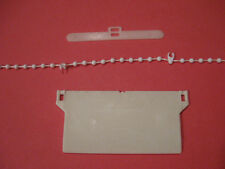 "VERTICAL BLIND 25 WEIGHTS HANGERS & CHAINS SPARES PARTS FOR 89mm (3.5"") BLINDS"