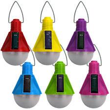 Solar Zeltlampe LED Laterne Campinglampe Campingleuchte Zelt Lampe Solarlampe