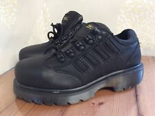 NEW IN BOX The Original Dr Martens Steel Toe Cap Industrial Shoes Size 4UK 37 EU