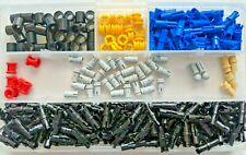354 piece BULK GENUINE LEGO Technic Pin Bush Axle NEW Parts FREE POSTAGE