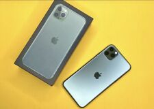 Apple iPhone 11 Pro Max - 64GB - MidnightGreen (Unlocked) A2161 (CDMA + GSM)...
