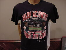 SWEET Mark McGwire Home Run King 3D Motion T-Shirt, St. Louis Cardinals, COOL!!