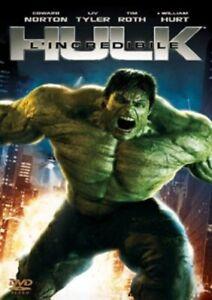 Dvd L'Incredibile Hulk - (2008) *** Contenuti Speciali *** ....NUOVO