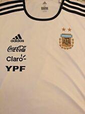 RARE Adidas AFA 2018 Argentina EXTRA LARGE (XL) CLIMALITE Gym Shirt