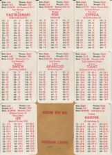 Apba Sports Trading Baseball Cards For Sale Ebay