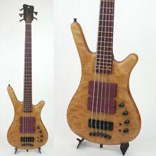 WARWICK Custom Shop Corvette $$ 5-string Electric Bass guitar